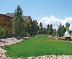 Exterior View La Quinta Inn Steamboat Springs Near Yampa Valley Medical Center
