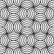 black white design abstract black white design stock vector dustbinman 13435957