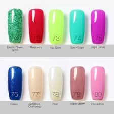 1pcs nail gel polish gel long lasting soak off gel nail led uv 6ml