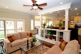 floor plans open kitchen dining living large open concept living