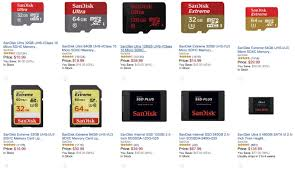 ssd sale black friday amazon huge sandisk deal on amazon up to 50 off microsd flash drives