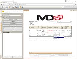 systems online cloud based electronic parts catalog software