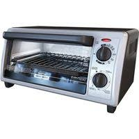 Conventional Toaster Oven Black U0026 Decker To1322sbd Conventional Toaster Oven 4 Slice 1150