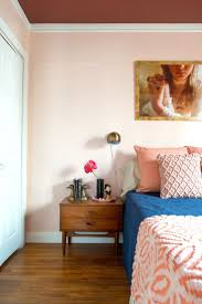 best 25 peach bedroom ideas on pinterest peach colored rooms house tour a pink centric 70s style california home