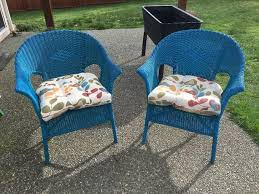 pier 1 casbah chairs and cushions cobble hill cowichan