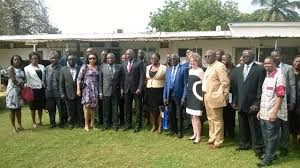 chambre nationale des notaires la chambre des notaires et l université de lomé scellent leur
