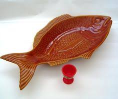 ceramic fish platter shell ceramic fish platter table top fish platter