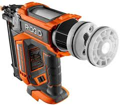 ridgid cordless brushless nailers with hyperdrive air like power