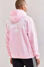 light pink adidas sweatshirt light pink adidas hoodie on the hunt