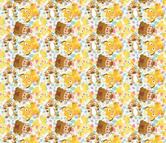 little lions fabric by pink posh on spoonflower custom fabric
