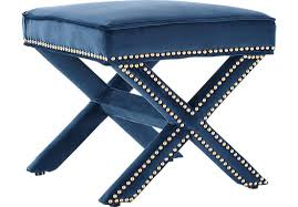 Blue Ottoman Coffee Table Blue Ottomans Storage Coffee Table U0026 More