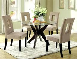 Small Glass Kitchen Tables by Small Round Kitchen Table And Chairs U2013 Thelt Co