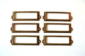file cabinet label holders filing cabinet label holders file cabinet cabinet label holder 6