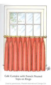 Thermal Cafe Curtains Cafe Curtains Diner Du Monde To Follow The Cart If It U0027s