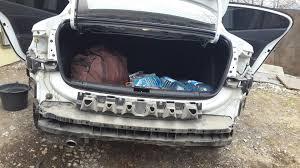 renault fluence trunk снятие заднего бампера катафоты начало u2014 бортжурнал renault