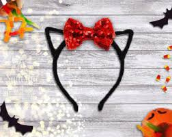 Baby Cat Halloween Costume Baby Halloween Costume Etsy