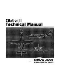 cessna citation bravo flight safety training manual relay