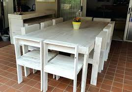 tables made from pallets dining room table made from pallets dining tables and chairs made