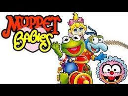 muppet babies extras storybook vol