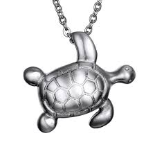 memorial necklace for ashes memorial jewelry pendant tortoise urn pendant ashes necklace