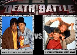 Kenan And Kel Memes - kenan and kel vs lloyd and harry by jasonpictures on deviantart