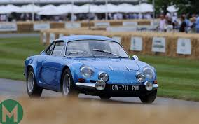 alpine a110 for sale alpine announces one make race series motor sport magazine