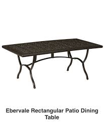 Roth Allen Patio Furniture by Shop The Ebervale Patio Collection On Lowes Com