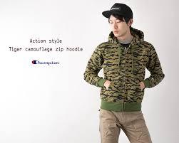 coc rakuten global market champion sweatshirts action style