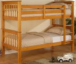 Solid Pine Bunk Beds Limelight Pavo Pine Bunk Bed 3ft Single Solid Pine Bunk Beds