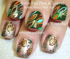 easy thanksgiving art easy thanksgiving nail art designs