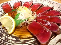 cuisine okay tuna carpaccio sushi tei in jakarta okay i don t think i could