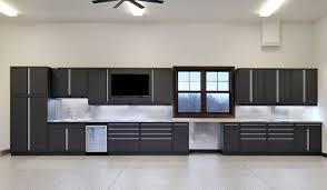 Kitchen Cabinet Systems Gl Custom Steel Cabinets Garage Cabinet System