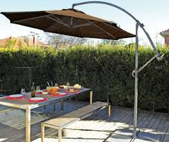 Patio Umbrellas Offset Offset Patio Umbrella Clearance Furniture Cheapest Outdoor