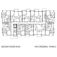 floor plans fox crossing apartments