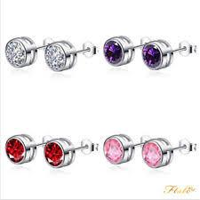 surgical steel stud earrings surgical steel stud fashion earrings ebay
