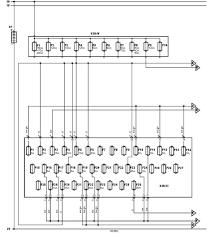 power distribution engine fuse box volkswagen transporter 2 5tdi