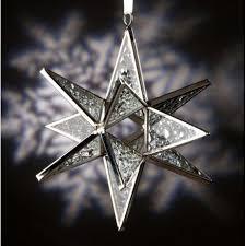moravian glass ornament decoration handcrafted nazareth