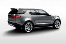 land rover white 2015 land rover discovery vision concept unveiled photo u0026 image gallery