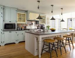 splendid design of kitchen storage solutions near kitchen island