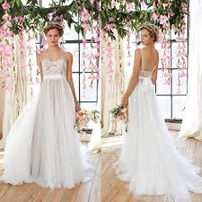 watters wedding dresses discount watters 2017 sheer bohemian wedding dresses bateau neck