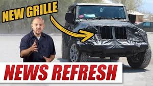 Jeep News And Rumors 9 Jeep Jl Rumors You Should Know Youtube