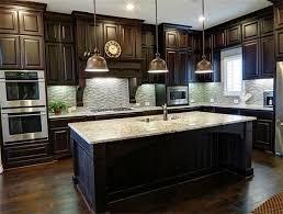 Best  Dark Kitchen Floors Ideas On Pinterest Dark Kitchen - Kitchen decorating ideas with dark cabinets