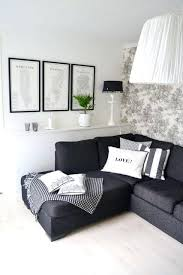 Living Room Black Sofa Black Living Room Ideas Best Couches On Sofa Fabric