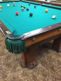 Used Billiard Tables by Cappy U0026 Son And Daughter Inc Used Pool Tables Bridgeport