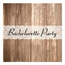 Bachelorette Party Meme - shabby chic vintage brown wood bachelorette party personaliz