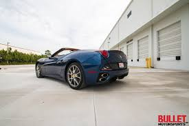 Ferrari California 2012 - 2012 ferrari california bullet motorsports
