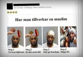 How To Create Facebook Memes - how do you create a muslim woman may face prison in sweden for