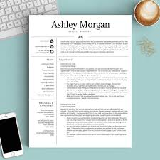 pretty resume templates modern resume templates modern resume template 11 pretty initials