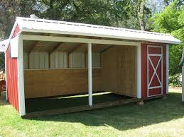Backyard Barns And Sheds Build Horse Shelter Horse Shelters And Storage Sheds 3900