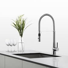 all metal kitchen faucet all metal construction kitchen faucet